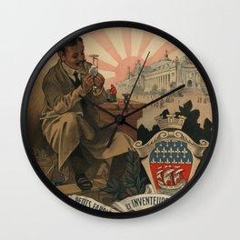 Concourse Wall Clock