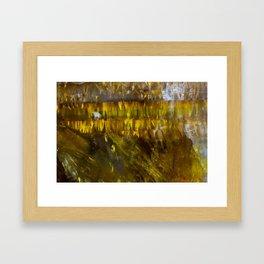 Cacozenite Framed Art Print