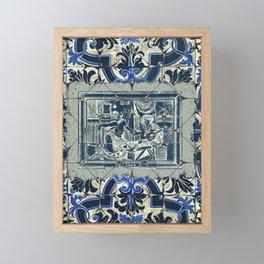 Fado, Portugal Framed Mini Art Print