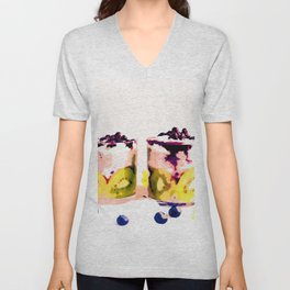 Summer Drinkin' #society6 #decor #buyart Unisex V-Neck
