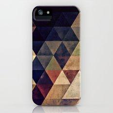 fyssyt pyllyr iPhone (5, 5s) Slim Case