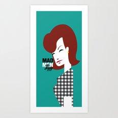 Peggy Art Print