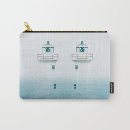 Lighthouse Twins Carry-All Pouch