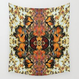 Cabsink17DesogmerPatternFIMB Wall Tapestry