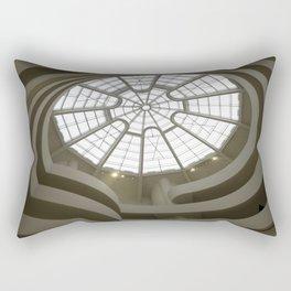 Guggenheim #1 Rectangular Pillow