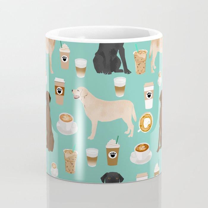 Labrador retriever gifts for lab owners golden retriever chocolate lab black lab dog breeds Coffee Mug