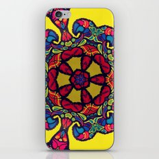 Serie Klai 007 iPhone & iPod Skin