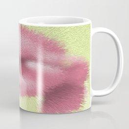 Abstract pink flowers Coffee Mug