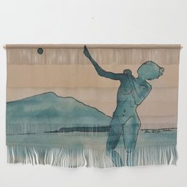 Moon Dance Wall Hanging