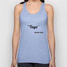 Tuya - Amelia Clark Unisex Tank Top