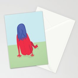 Day in the Park Stationery Cards