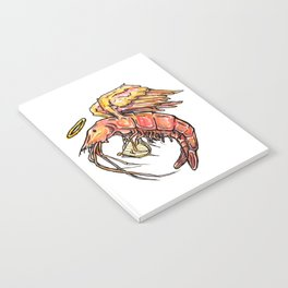 Harpe Crustaceam Notebook