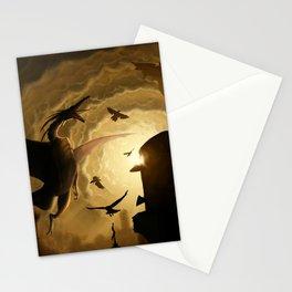Dragon Rider Stationery Cards