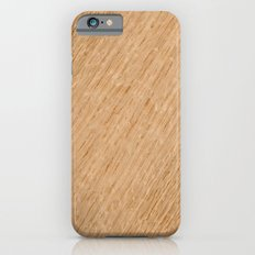 Red Oak Wood iPhone 6s Slim Case