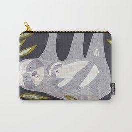 Love you – Sloth Carry-All Pouch