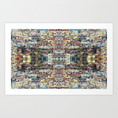 UNTITLED ⁜ ALIGNED #0467 Art Print