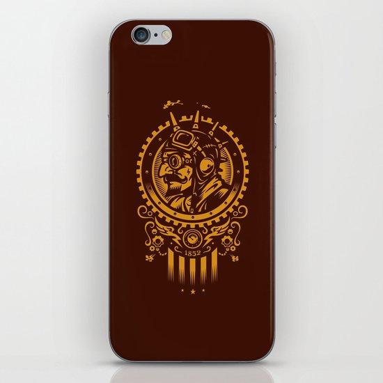 Steampunk 1852 iPhone & iPod Skin