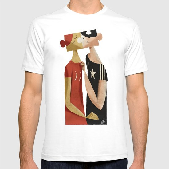 The puzzle T-shirt