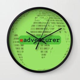 # Adventurer Wall Clock