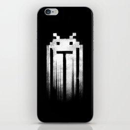 Space Punisher I iPhone Skin