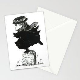 Tombstone Trot Stationery Cards