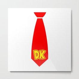 DK Tie Metal Print