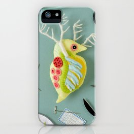 Giant Daphnia Laboratory iPhone Case