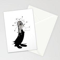 magic penguin Stationery Cards