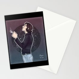 Sirius - stars Stationery Cards