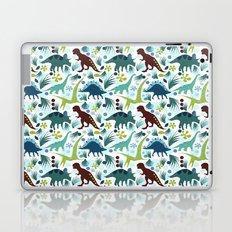 Dinosaur Days Laptop & iPad Skin
