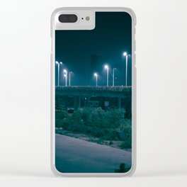 Run Home Slow Clear iPhone Case