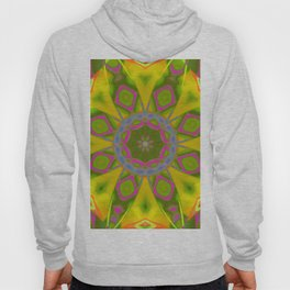 Abstract Flower AAA R Hoody