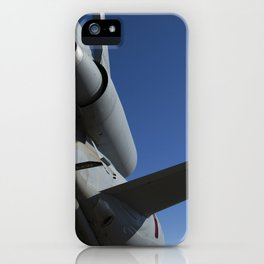 KC10 KC-10 Military Refueling Airplane/Aircraft USAF iPhone Case