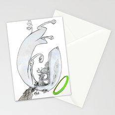 Saint Fuck Mr.Klevra  Stationery Cards