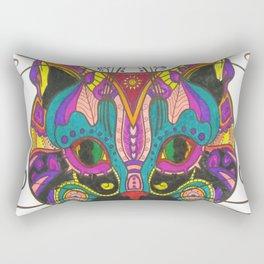 Cat Style Rectangular Pillow