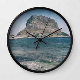 Monemvasia Wall Clock