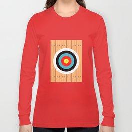 Shooting Target Long Sleeve T-shirt