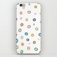 happiness iPhone & iPod Skins featuring Happiness by Shakkedbaram