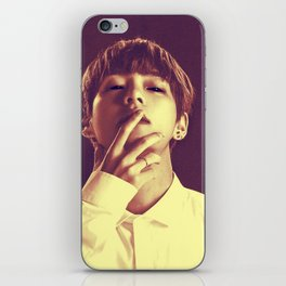 YNWA Demon Taehyung iPhone Skin