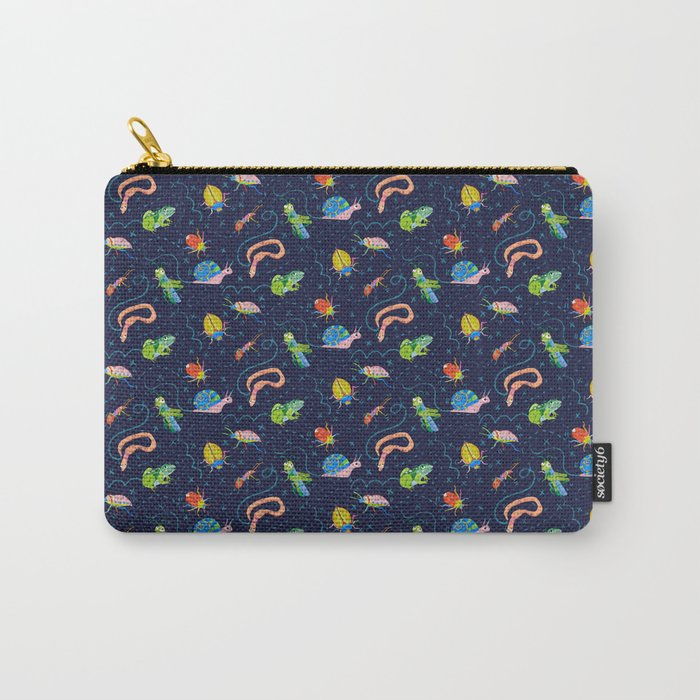 Bug Party Carry-All Pouch