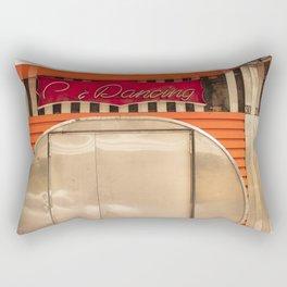 Le dancing Rectangular Pillow