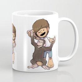 Louis and Eli Coffee Mug