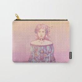 Kikazaru Sister Carry-All Pouch
