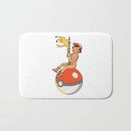 PokemonParody Bath Mat