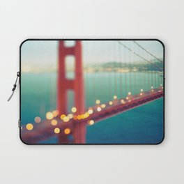 Meet Me In San Francisco Laptop Sleeve