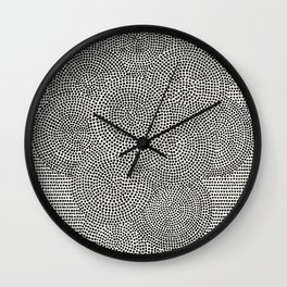 Million Reasons Wall Clock