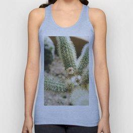 cholla cactus Unisex Tank Top