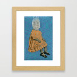 The Floating Spirit Framed Art Print