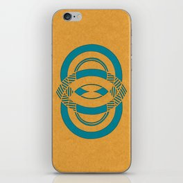 Collusion iPhone Skin