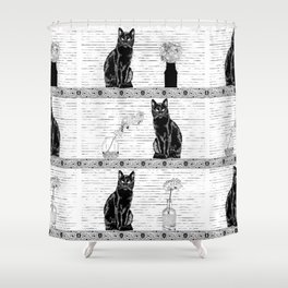 Bombay Shower Curtains